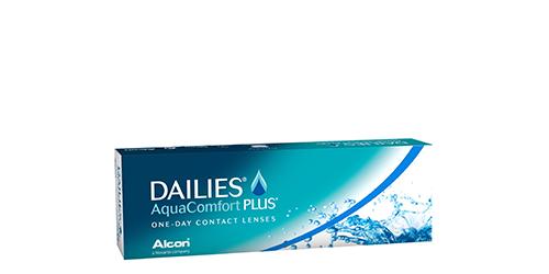 Dnevne kontaktne leče Dailies AquaComfort Plus