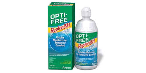 Optika Focus tekočina za leče OptiFree