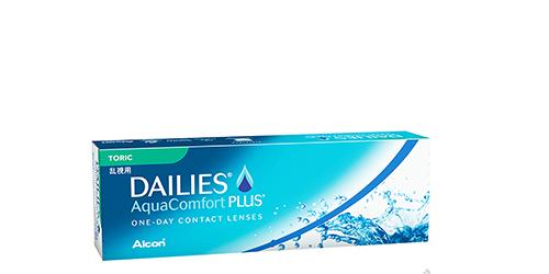 Dnevne kontaktne leče Dailies AquaComfort Plus Toric