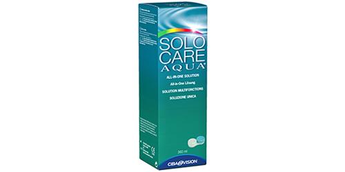 Menicon Solocare Aqua - 360 ml